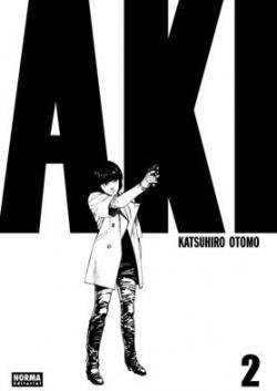 AKIRA 02 par Katsuhiro Otomo