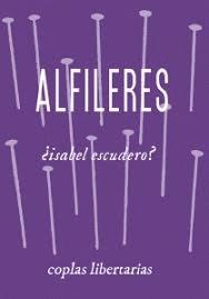 Alfileres : coplas libertarias par  Isabel Escudero Ríos