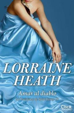 Amar al diablo par Lorraine Heath