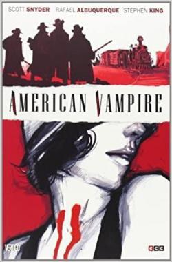 American Vampire 1 par Scott Snyder