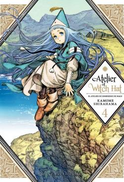 Atelier of Witch Hat par Kamome Shirahama