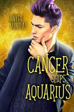 Cancer ships Aquarius (Signs of love #5) par Anyta Sunday