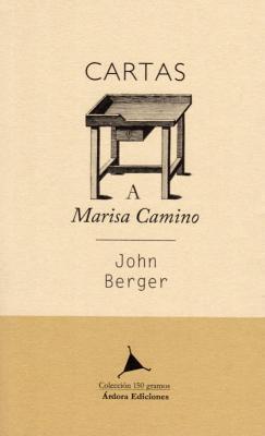 Cartas a Marisa Camino par  John Berger