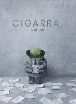 Cigarra par Shaun Tan