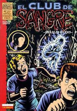 Club de sangre par Charles Burns