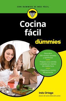 Cocina fácil para Dummies par Inés Ortega