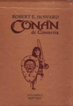Conan de Cimmeria (volumen 1) par  Robert E. Howard