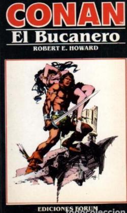 Conan el bucanero par  Robert E. Howard