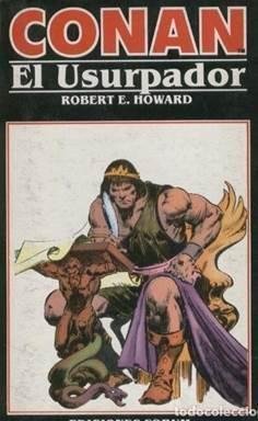 Conan el usurpador par  Robert E. Howard