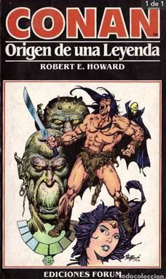 Conan origen de una leyenda par  Robert E. Howard