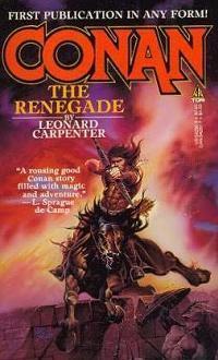 Conan the renegade par Leonard Carpenter