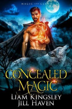 Concealed Magic (Magic and Claws #2) par Liam Kingsley