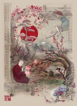 Cuéntame un cuento japonés mientras el mundo se acaba par  Maria Antònia Martí Escayol