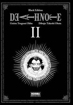 DEATH NOTE BLACK EDITION 2 par Tsugumi Ohba