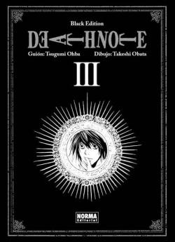 DEATH NOTE BLACK EDITION 3 par Tsugumi Ohba