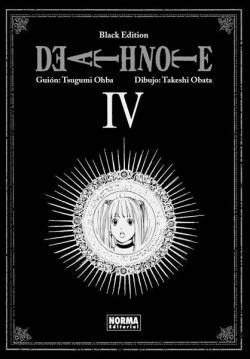 DEATH NOTE BLACK EDITION 4 par Tsugumi Ohba