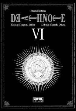 DEATH NOTE BLACK EDITION 6 par Tsugumi Ohba