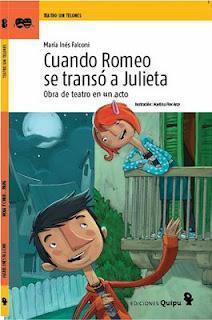 De cómo Romeo se transó a Julieta par Maria Ines Falconi