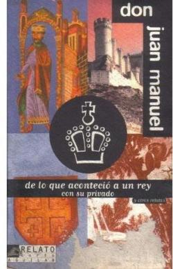 De lo que acontecio a un rey par  Don Juan Manuel
