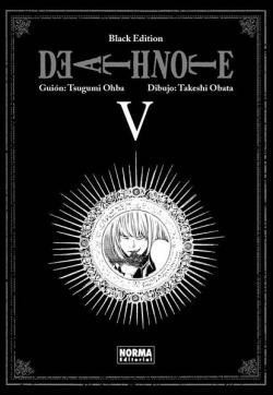 Death note Black edition 5 par Tsugumi Ohba