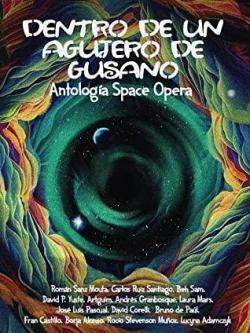 Dentro de un agujero de gusano par Rocío Stevenson Muñoz