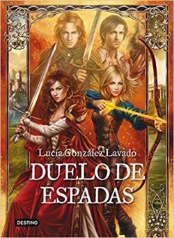 Duelo de espadas par Lucía González Lavado