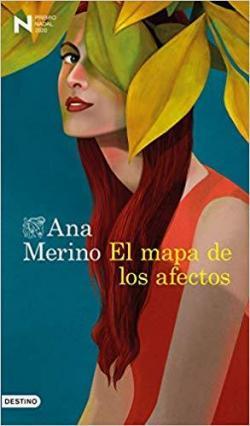 El mapa de los afectos par Ana Merino