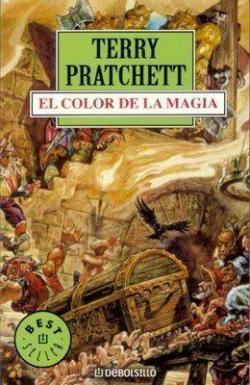 El color de la magia par Terry Pratchett