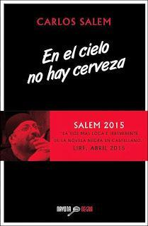 En el cielo no hay cerveza par Carlos Salem Sola