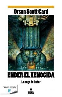 Ender el xenocida par  Orson Scott Card