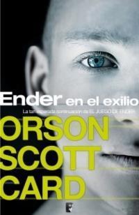 Ender en el exilio par  Orson Scott Card