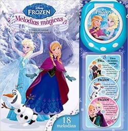 Frozen. Melodías mágicas par  Disney