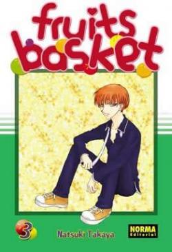 Fruit Basket 03 par Natsuki Takaya