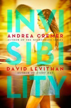Invisibility par David Levithan