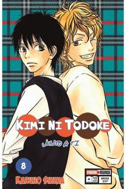 Kimi ni Todoke Vol. 8 par Karuho Shiina