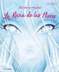 La Reina de las Nieves par Valentina Bonaguro