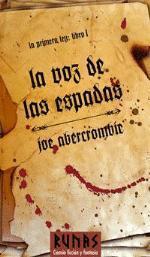 La primera ley (libro I): La voz de las espadas par Joe Abercrombie