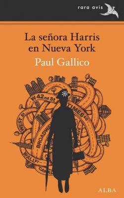 La señora Harris en Nueva York par Paul Gallico