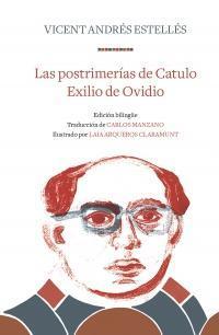 Las postrimerías de Catulo | Exilio de Ovidio par  Vicent Andrés Estellés