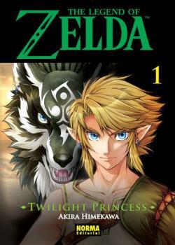 Legend of Zelda Twilight Princess 1 par Akira Himekawa