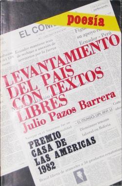 Levantamiento del país con textos libres par  Julio.- PAZOS BARRERA