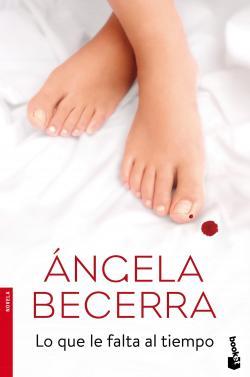 Lo que le falta al tiempo par Ángela Becerra