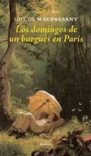Los domingos de un burgués en París par Guy de Maupassant
