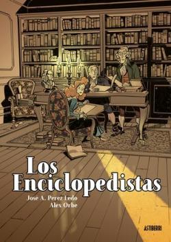 Los enciclopedistas par Jose A. Pérez Ledo
