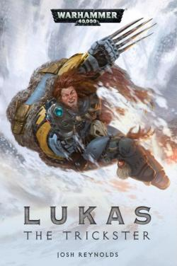 Lukas the trickster par Josh Reynolds