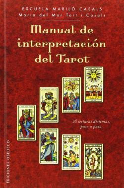 Manual de interpretación del Tarot par María del Mar Tort i Casals