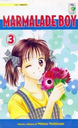 Marmalade Boy, Vol. 3 par Wataru Yoshizumi