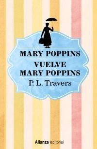 Mary Poppins. Vuelve Mary Poppins par P. L. Travers