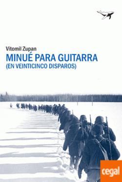 Minué para guitarra par Vitomil Zupan