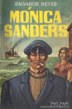 Mónica Sanders par Salvador Reyes